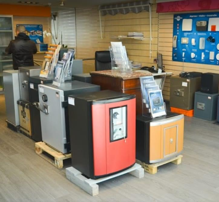 Notre Magasin Fichet BSProtection